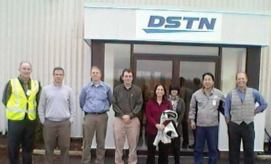 Maine Delegation at DSTN